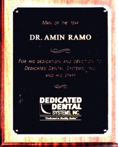 Man of the Year, Dedicated Dental Systems